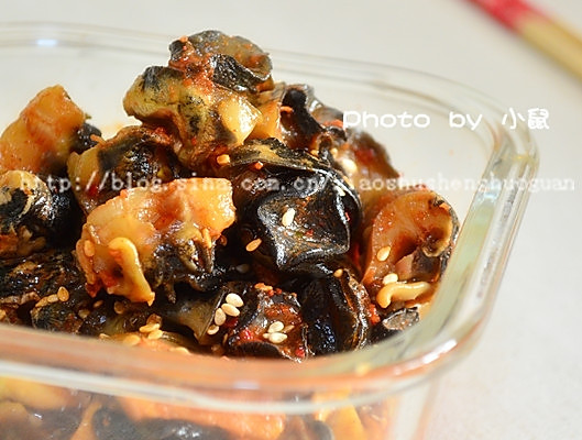 韩式凉拌田螺肉的做法