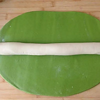 翡翠白菜水饺的做法图解8