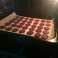 LV迷你可可饼干的做法图解4