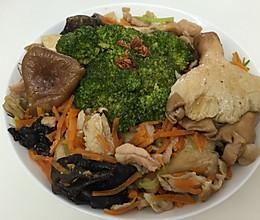 炒猪肚菇的做法