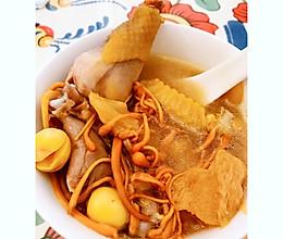 猴头菇养胃鸡汤的做法