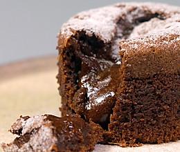 巧克力熔岩蛋糕|美食台的做法
