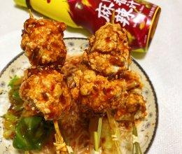 #豪吉川香美味#比路边摊还好吃的水煮涮串的做法