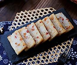 #憋在家里吃什么#萝卜糕的做法