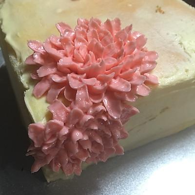 裱花蛋糕之奶酪霜的做法 步骤5