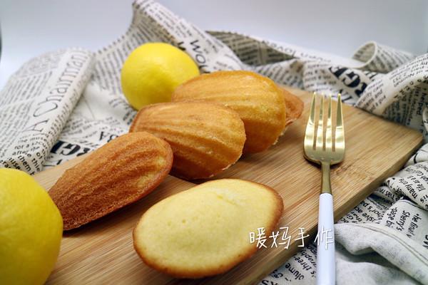 柠檬香草玛德琳的做法
