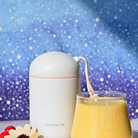 牛奶芒果汁的做法图解7