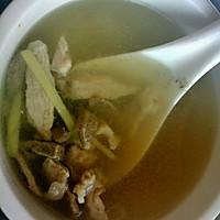 猪肝瘦肉汤的做法图解6