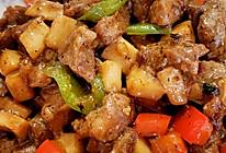 杏鲍菇牛肉粒的做法