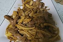 杏鲍菇牛柳的做法