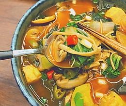 独家|超好吃的大酱汤的做法
