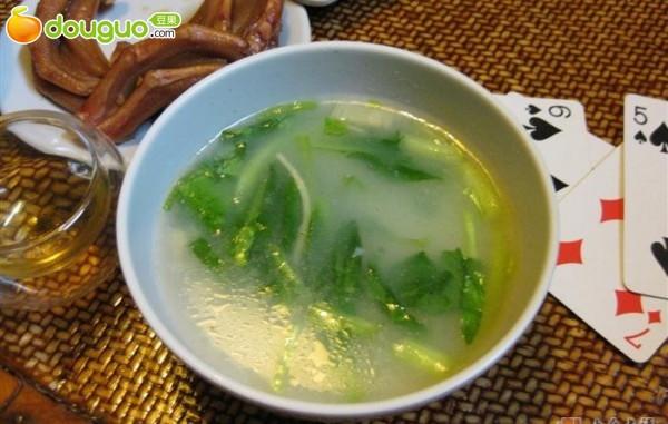 上海菜泡饭的做法