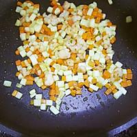 宝宝辅食(虾仁时蔬饭)的做法图解6