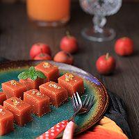 【桂花山楂糕】——零添加剂开胃甜品的做法图解1