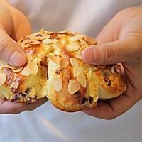 香软酥松的椰蓉面包的做法图解16