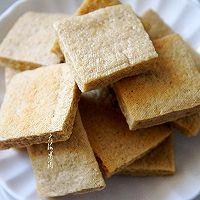 #花10分钟,做一道菜!#香煎冻豆腐的做法图解4