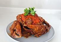 新加坡辣椒螃蟹的做法