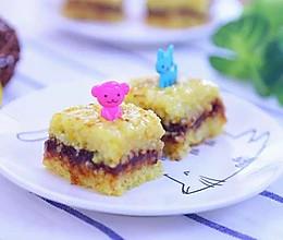 黄米凉糕  宝宝辅食食谱的做法