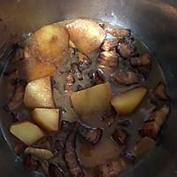 红烧肉这样做一锅不够吃的做法图解8