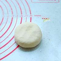 豆沙花型面包的做法图解6