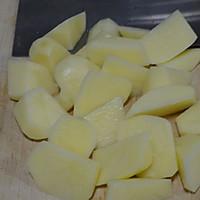 空气炸锅试用【炸薯角】#九阳烘焙剧场#的做法图解1