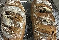 天然酵母面包的做法