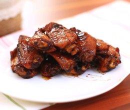 可乐鸡翅—迷迭香的做法