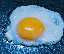 单面流心太阳蛋的做法