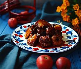山楂果烧排骨:消脂解腻又酸甜可口的排骨做法的做法