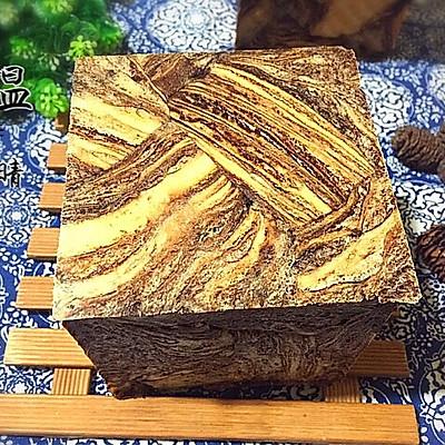 巧克力大理石金砖(正方形)