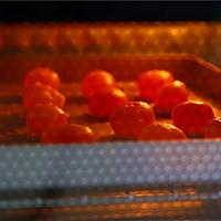 抹茶蛋黄酥的做法的做法图解3