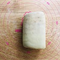 咸蛋黄肉松吐司的做法图解11