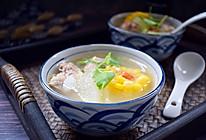 #我们约饭吧#冬瓜玉米排骨汤的做法