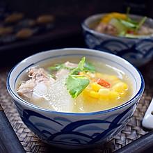 #我们约饭吧#冬瓜玉米排骨汤