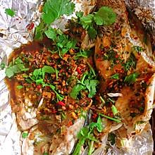 #母亲节,给妈妈做道菜#傣味香茅草烤罗非鱼