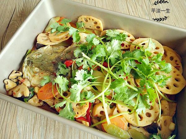 辣烤鲈鱼的做法
