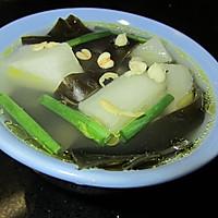 薏米萝卜海带汤