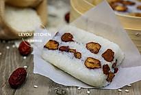 红枣糯米切糕的做法