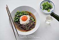 日式冷汤荞麦面   高饱腹、低升糖,减肥减脂要吃的面的做法