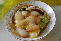 #橄榄中国味 感恩添美味#快手家常菜一醋溜白菜的做法