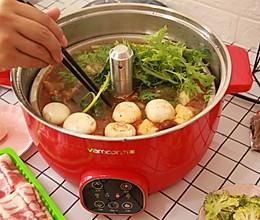 涮火锅的做法