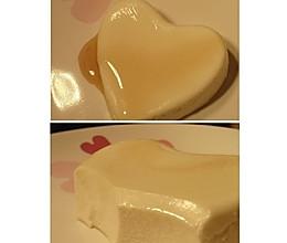 椰香奶冻的做法