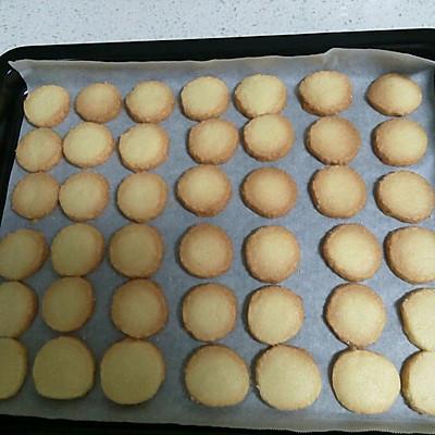 粗糖饼干的做法 步骤8