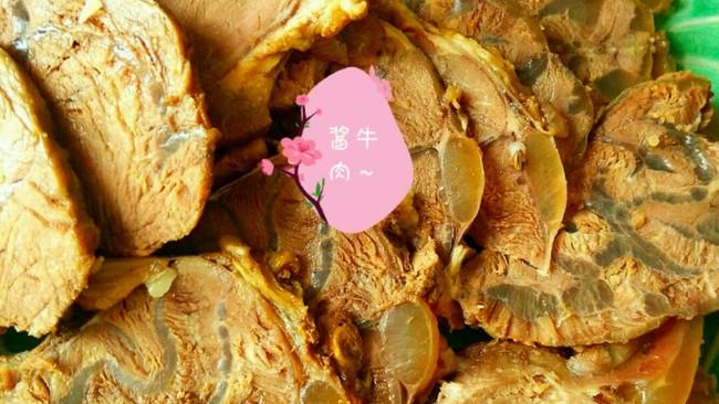 简单省电的电饭锅酱牛肉……想吃就是这么简单的做法