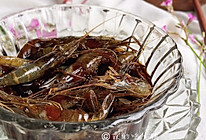 #母亲节,给妈妈做道菜#鲜美无比的醉虾的做法