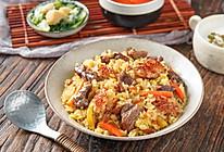 日食记   锅巴版羊肉抓饭的做法