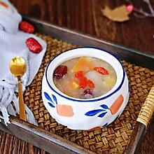 #我们约饭吧#木瓜银耳红枣羹