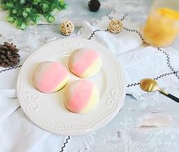 彩色雪媚娘芒果大福 不会变硬的饼皮#每道菜都是一台食光机#的做法