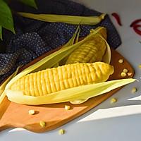 南瓜玉米包