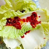 国产泡菜--最简单的剁椒泡大白菜的做法图解3